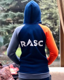 RASC bluza dresowa damska