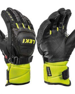 LEKI rękawice narciarskie WorldCup Race Coach GTX Junior