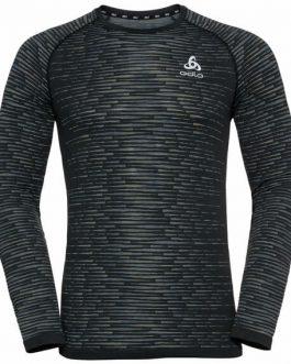 Odlo koszulka biegowa l/s BLACKCOMB Ceramicool męska
