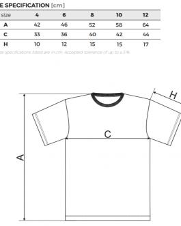 Koszulka RASC 15-lecie dziecięca