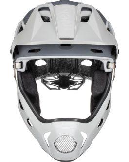 UVEX kask rowerowy Full Face z odpinaną szczęką JAKKYL
