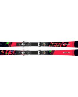 Rossignol narty slalomowe HERO ATHLETE FIS SL 157cm R12 z wiązaniami SPX 12